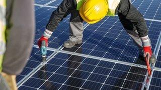 Neuchâtel donne un coup de pouce aux propriétaires pour installer des panneaux solaires