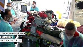 Des patients romands atteints du Covid transférés vers les hôpitaux alémaniques