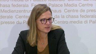 """Coronavirus: """"On est prudemment confiant"""" a déclaré Virginie Masserey"""