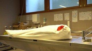 Les pompes funèbres s'adaptent face à l'augmentation des décès