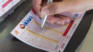 Loterie: personne n'est venu réclamer un gain d'un million de francs