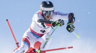 Ski alpin - Championnats de Suisse: premier titre pour Marco Reymond