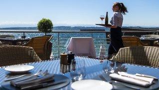 Comment l'hôtellerie de luxe neuchâteloise affronte la crise