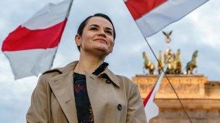 Tikhanovskaïa annonce le début d'une grève contre le pouvoir bélarusse