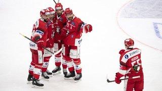 Hockey sur glace – Coupe de Suisse: Lausanne, Ajoie et Genève filent en quarts de finale, Zoug éliminé