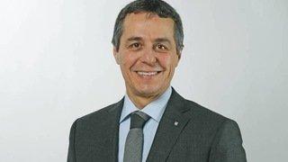 Unesco: Ignazio Cassis s'entretient avec la directrice générale de l'agence