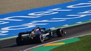 F1 – Grand Prix d'Emilie-Romagne à Imola (I): Valtteri Bottas en pole position devant Lewis Hamilton
