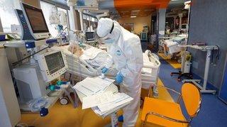 Coronavirus: plus de 50'000 morts liées au Covid-19 en Italie
