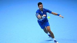 Tennis – Masters de Londres: Djokovic bat Zverev et file en demi-finale