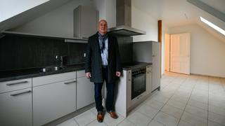 La Chaux-de-Fonds: de plus en plus d'appartements vides au centre-ville
