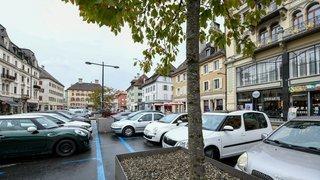 La Chaux-de-Fonds: le TCS aussi combat le projet de la place du Marché