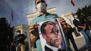 Turquie: les dérapages contrôlés d'Erdogan contre Macron