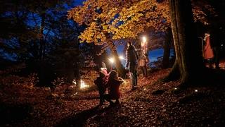 Halloween en hommage aux sorcières brûlées au gibet de Valangin