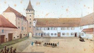 Colombier: de la villa romaine au château d'aujourd'hui