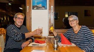 Saint-Sulpice: dernier repas avant que le Chapeau de Napoléon change de tête
