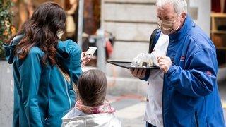 Neuchâtel: la crise du Covid-19 plonge les pros du chocolat en plein brouillard