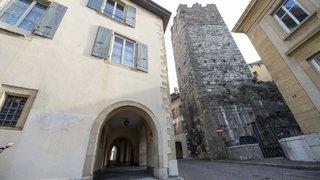 Neuchâtel: le projet de la tour des Prisons avance