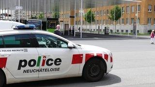 La Chaux-de-Fonds: le magasin de la gare braqué à l'arme à feu