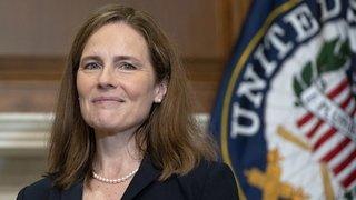 Etats-Unis: le Sénat confirme la juge Barrett à la Cour suprême