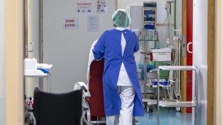 Coronavirus: colère du personnel de santé autour des conditions de travail