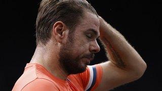 Tennis – Masters 1000 de Paris-Bercy: Wawrinka défait par Zverev