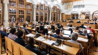 Première séance du législatif du Locle et des Brenets