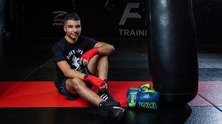 Boxe: Sandro Tenorio, messager neuchâtelois d'une génération «sans repères»