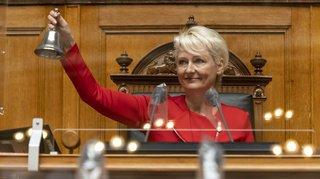Coronavirus: Isabelle Moret, présidente du National, lance un appel citoyen