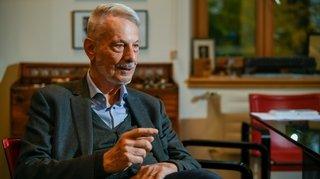 Soixante ans d'horlogerie racontés par Luc Tissot