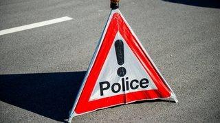 Val-de-Ruz: motard héliporté à l'hôpital de l'Ile