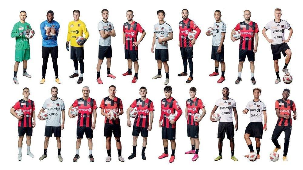 Neuchâtel Xamax a accueilli plusieurs nouveaux joueurs depuis la saison dernière.