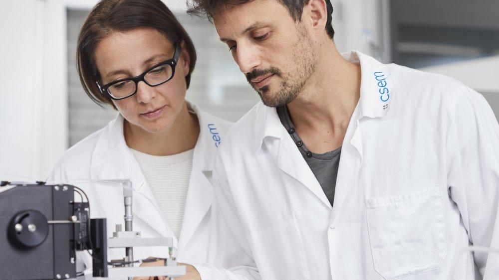 Seules environ 15% des femmes ayant fait leurs études à l'EPFL se destine à un doctorat.