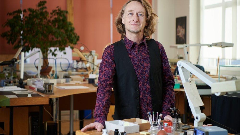 """Christian Laufer, co-fondateur d'Arrigoni-Laufer: """"Notre chiffre d'affaires a baissé de 80% sur le premier semestre."""""""