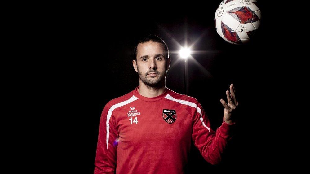Son rêve: devenir footballeur professionnel. Après 20 saisons professionnelles, Raphaël Nuzzolo est rempli d'un sentiment de réussite.