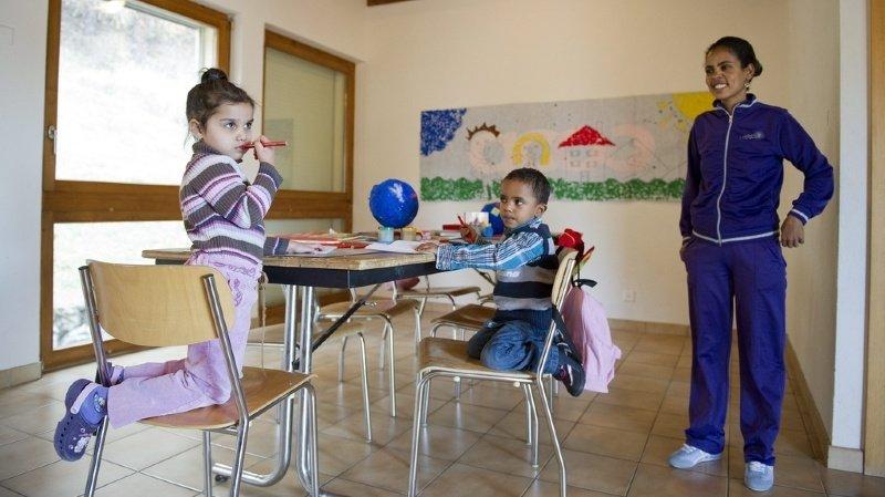 Asile: l'intérêt de l'enfant pas toujours respecté en Suisse, selon un rapport