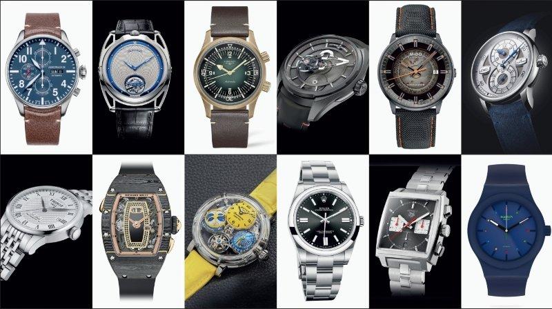 Noël 2020: les 12 montres coups de cœur des journalistes d'«ArcInfo»