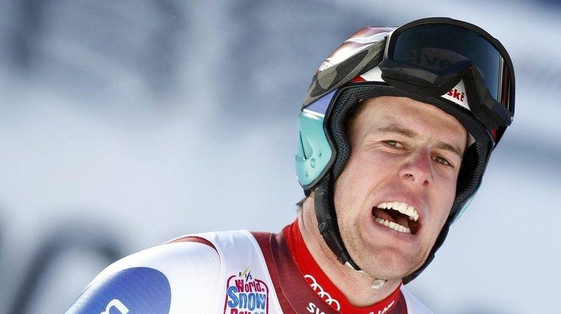 Rongé par les blessures, Marc Gisin met un terme à sa carrière.