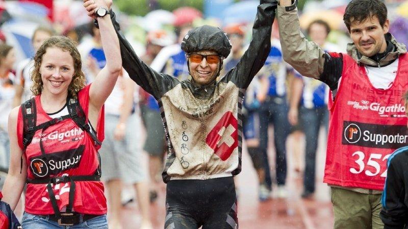 Valais: l'athlète Andrea Huser fait une chute mortelle lors d'un trail