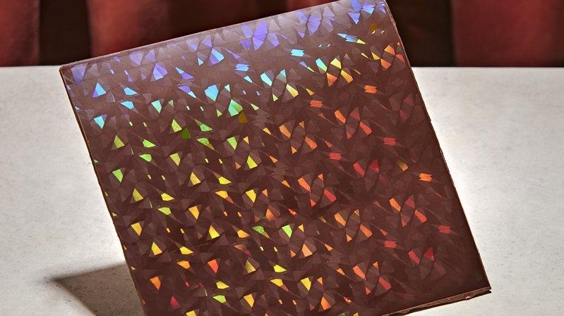 Le CSEM invente le chocolat aux reflets arc-en-ciel