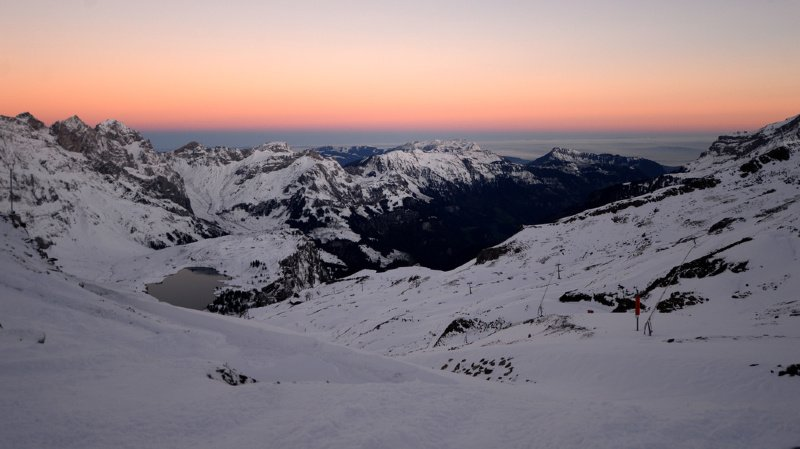 Nidwald: un mort dans une avalanche dans la région du Titlis