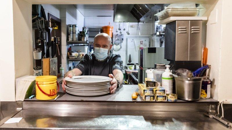 Réouverture des restaurants neuchâtelois: les professionnels de la branche entre soulagement et crainte