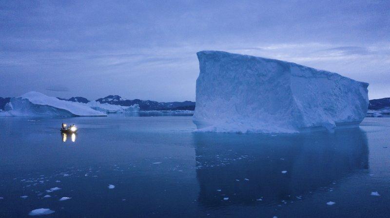 Climat: l'Arctique a connu une de ses années les plus chaudes en 2020