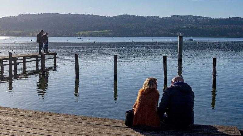 Nette hausse de l'ensoleillement hivernal en Suisse