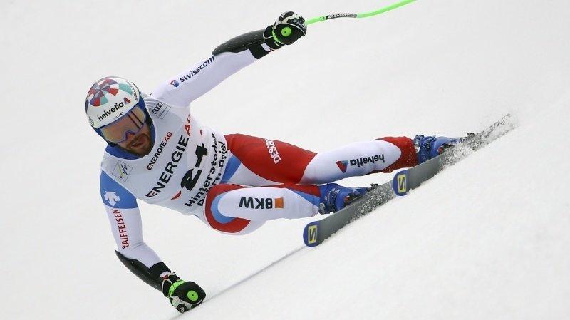 Ski alpin – Coupe d'Europe: un podium pour Luca Aerni à Pozza di Fassa