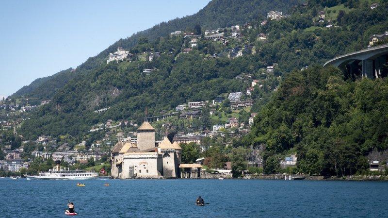 Culture: nouveau musée en face du célèbre Château, le Fort de Chillon a ouvert ses portes
