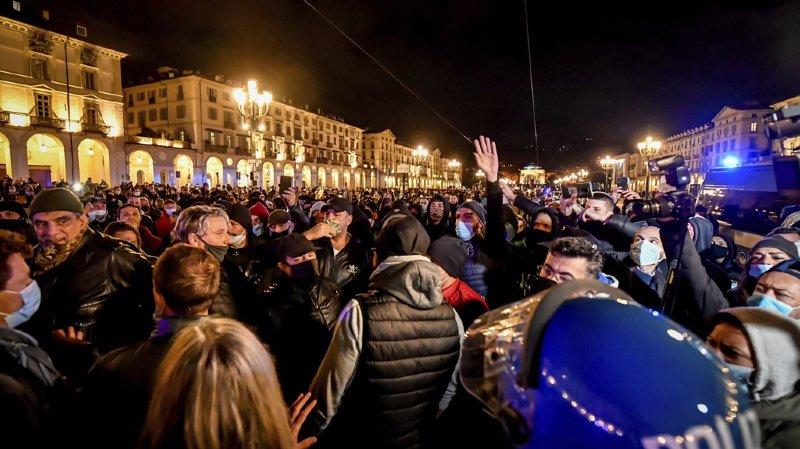 Coronavirus: fermeture à Noël, un désastre pour les stations de ski italiennes