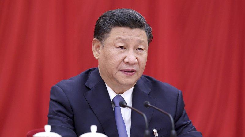 Chine: le président Xi Jinping félicite Joe Biden