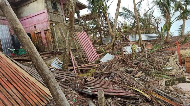 Le pays a besoin d'une aide humanitaire d'urgence de quelque 4 millions de dollars, a également annoncé le gouvernement.