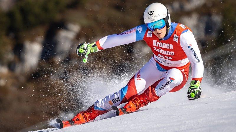 Ski alpin: Bissig 5e du parallèle de Lech, la victoire pour Pinturault