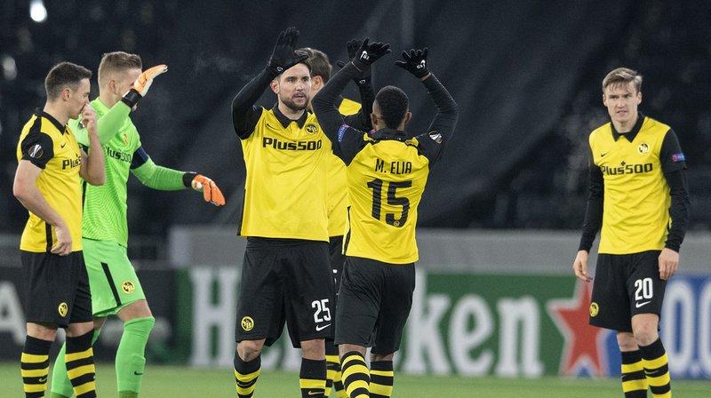 Football – Europa League: Young Boys affrontera le Bayer Leverkusen en 1/16e de finale